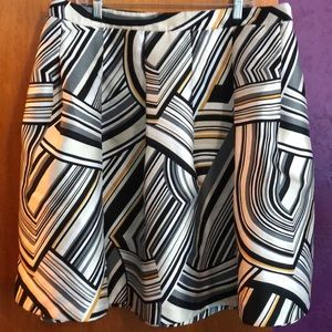 Lane Bryant pattern skirt with POCKETS!